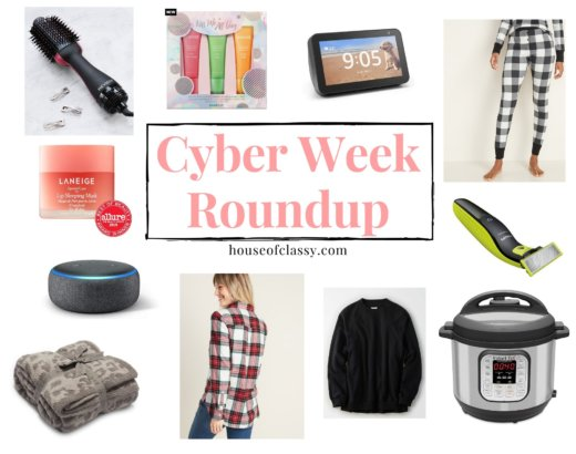 Black Friday & Cyber Week Roundup