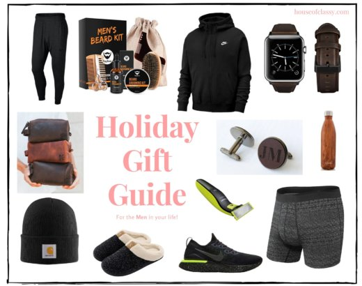 Holiday Gift Guide: For the hard to buy for Men in your life!