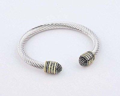 Cable Bracelets