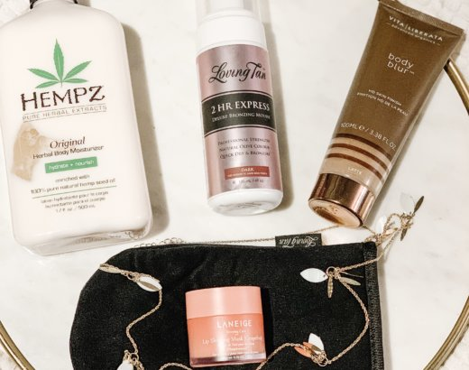 How to Apply Self-Tanner