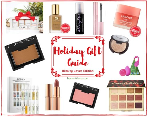 Holiday Gift Guide: Beauty Lover Edition