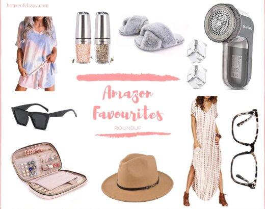 August Amazon Favourites
